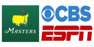 Masters TV Schedule