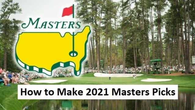 2021 Masters Picks